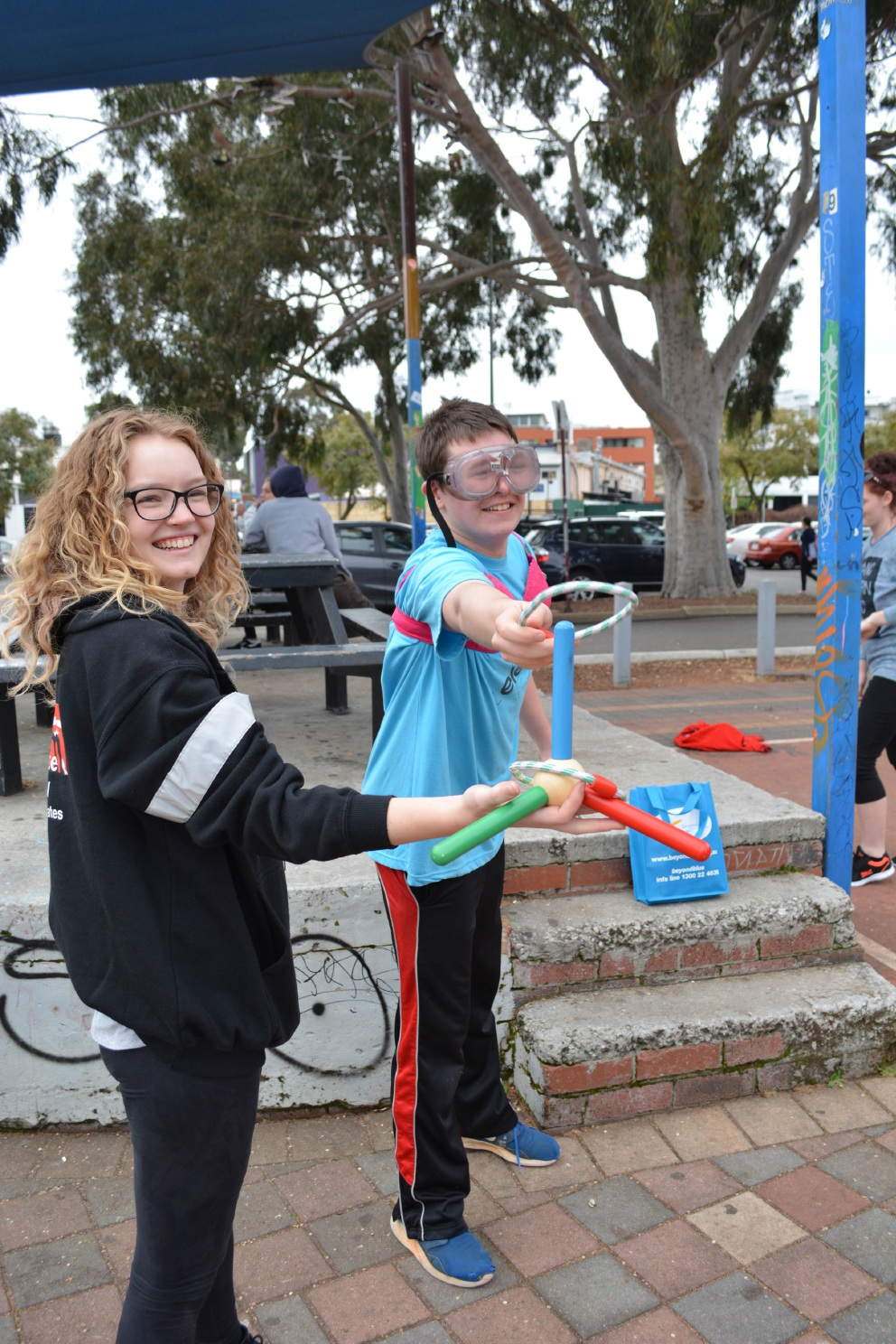 Leederville homeless event draws youths