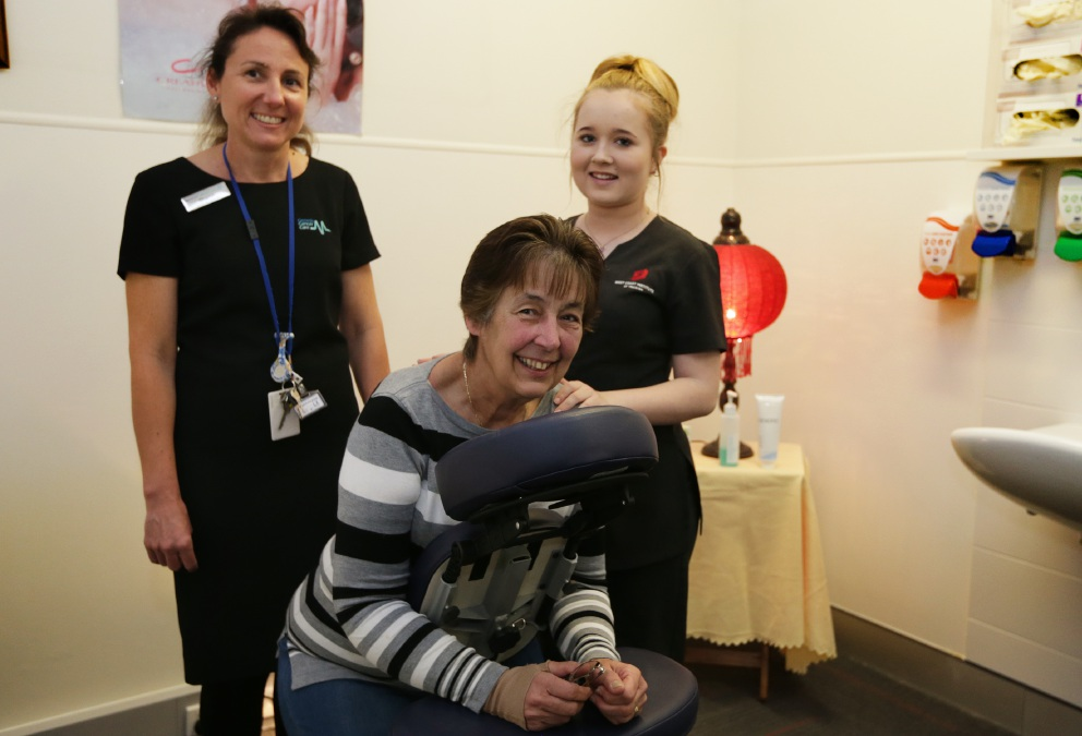 Joondalup: Tafe students learn handy skills to aid cancer patients