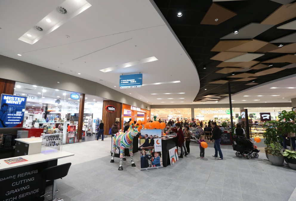 New Harrisdale shopping centre opens