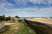The Wanneroo council decided on June 7 to negotiate with landowners over access to several Moorpark Avenue properties. Pictures: Martin Kennealey d455179 and Google