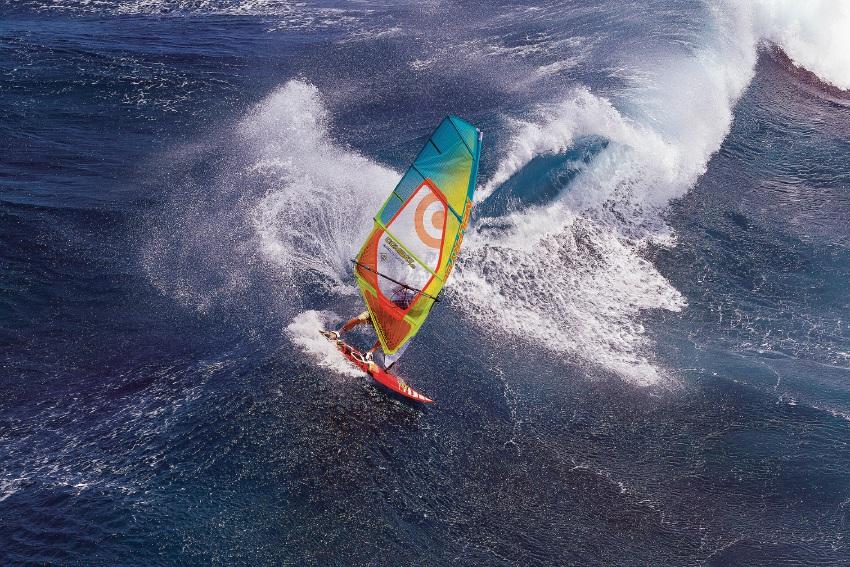Windsurfer by Neil Pryde.