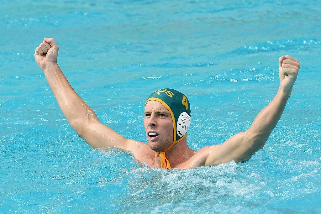 Australia's John Coterill. Picture: Quinn Rooney/Getty Images