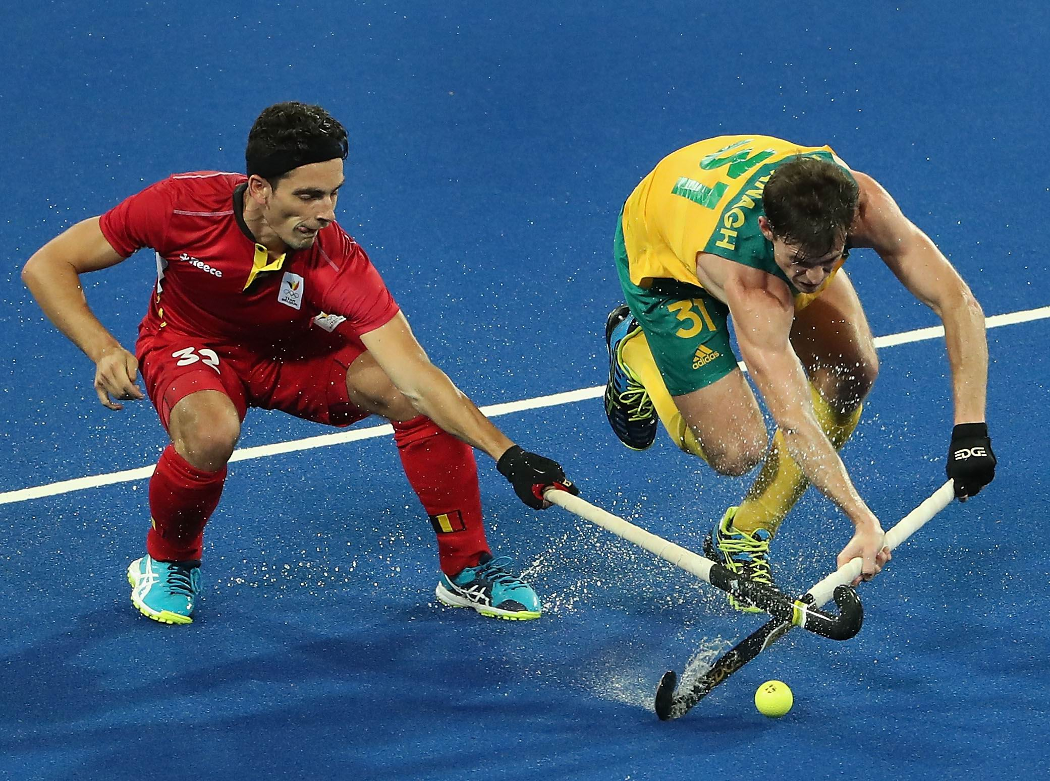 Rio Olympics: Kookaburras suffer second successive upset in 1-0 loss to Belgium