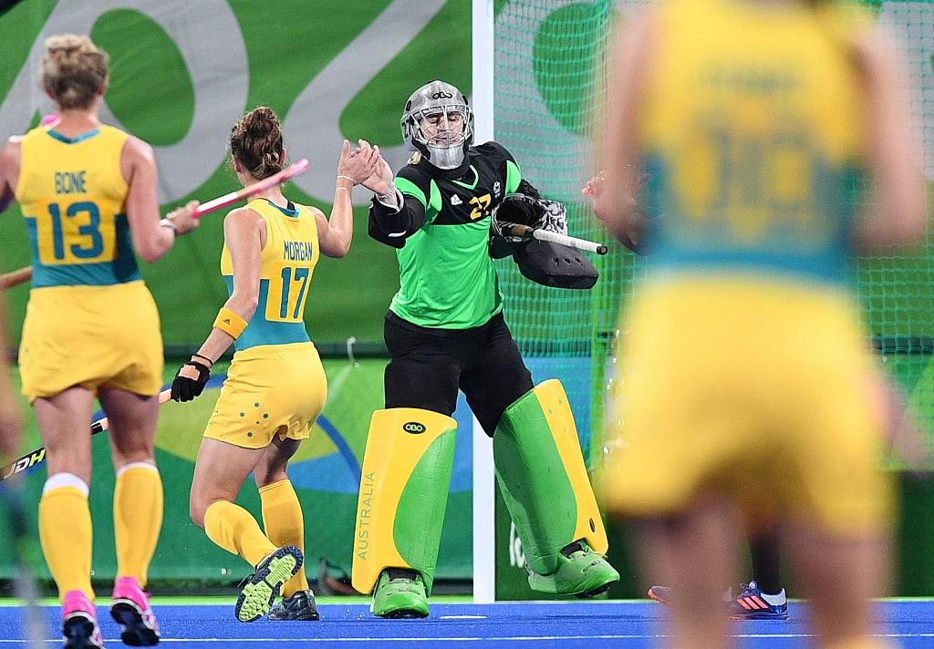 Rio Olympics: Hockeyroos overcomes Argentina 1-0