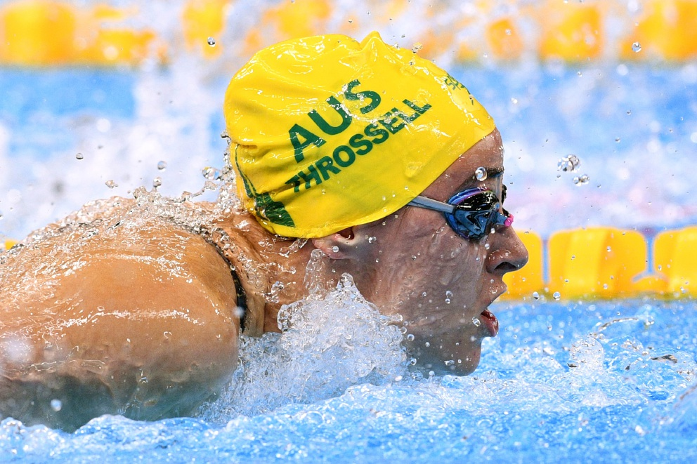 Rio Olympics: Brianna Throssell does Kalamunda swimming club proud