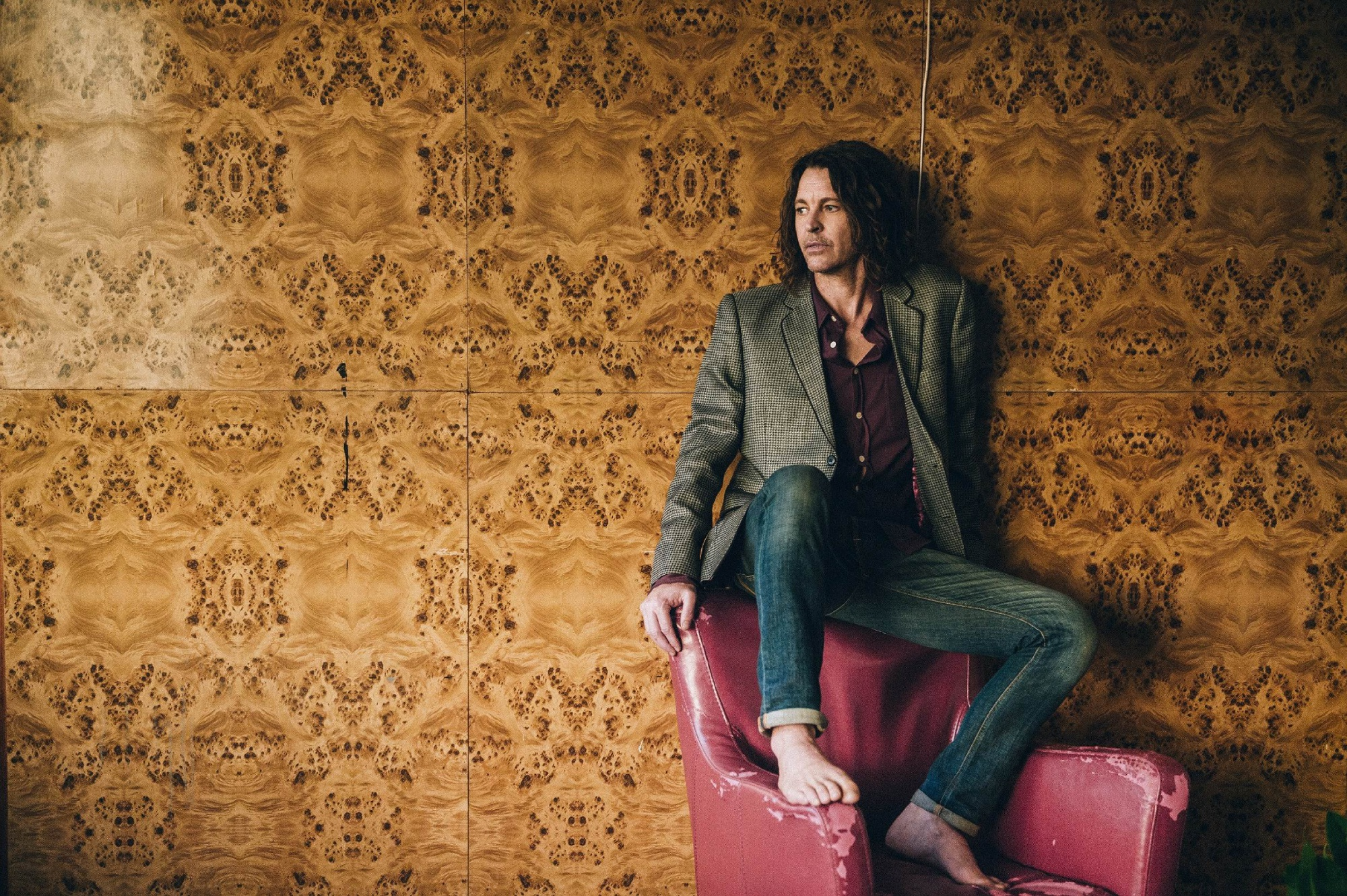 Bernard Fanning will be part of the Fremantle Festival, which runs from October 28 to November 6.