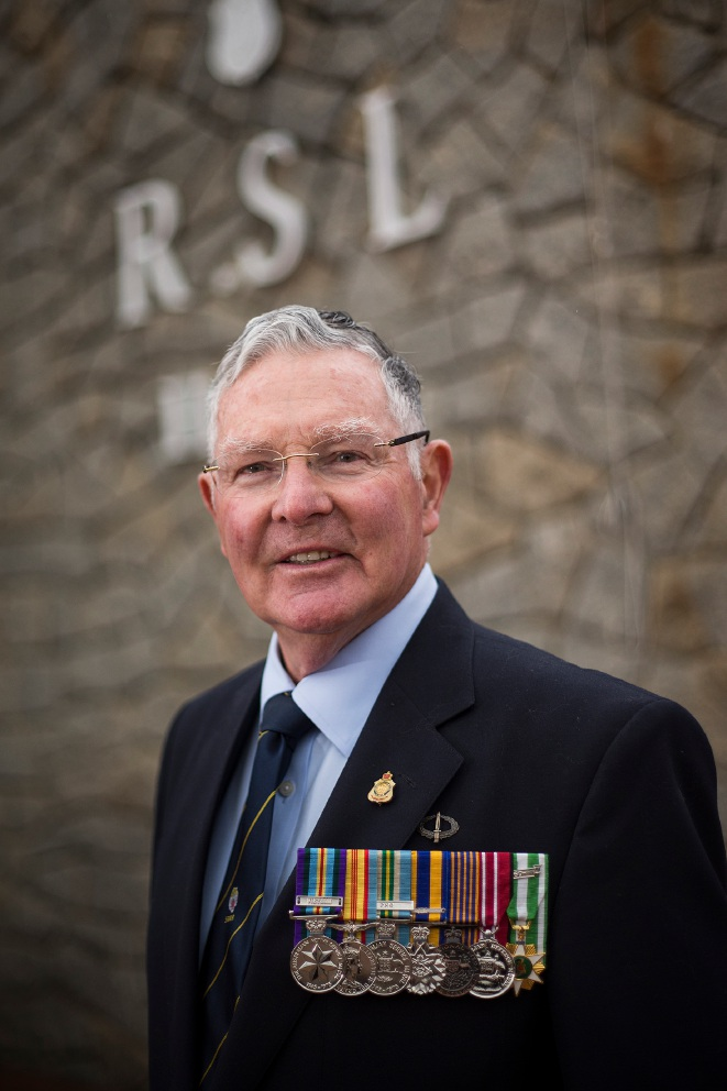 South Perth RSL member still haunted by horrors of Long Tan 50 years on