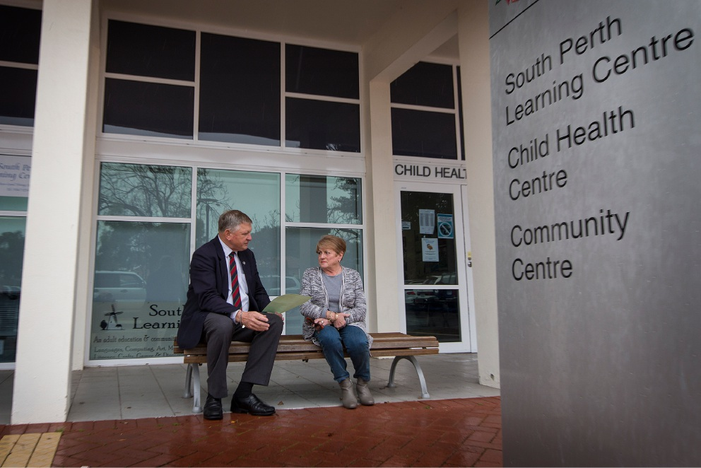 South Perth Learning Centre needs new faces