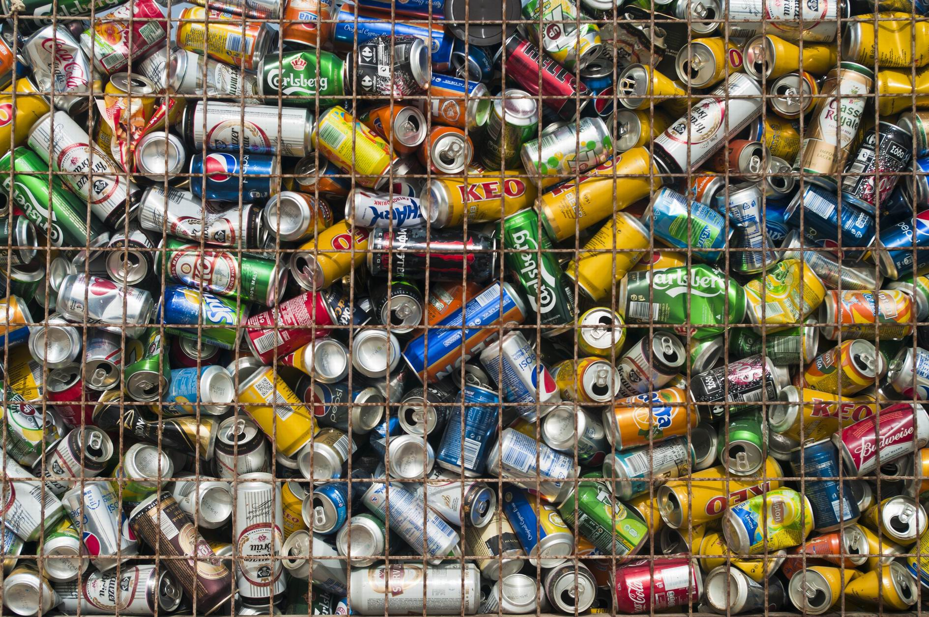 Cash for cans at Wanneroo Show