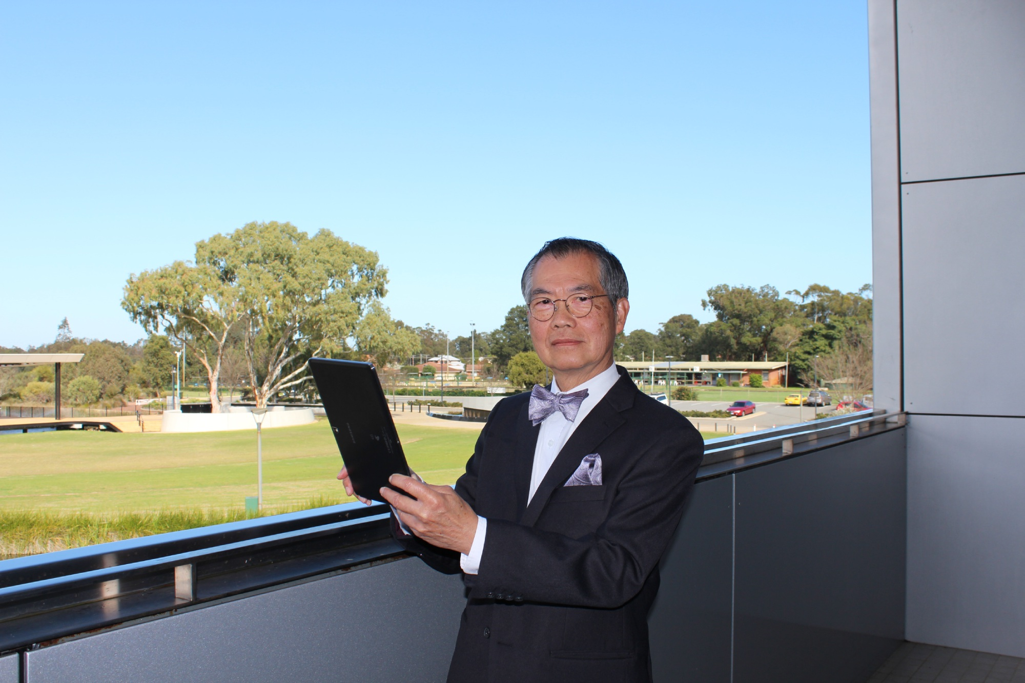 Canning Mayor Paul Ng gets busy on Instagram.