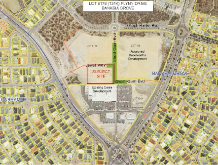 City of Wanneroo against proposal for Banksia Grove Aldi store
