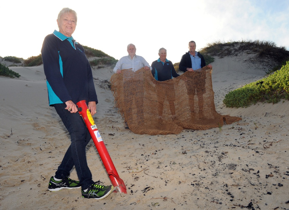 Deal to protect sand dunes suits Town of Cambridge