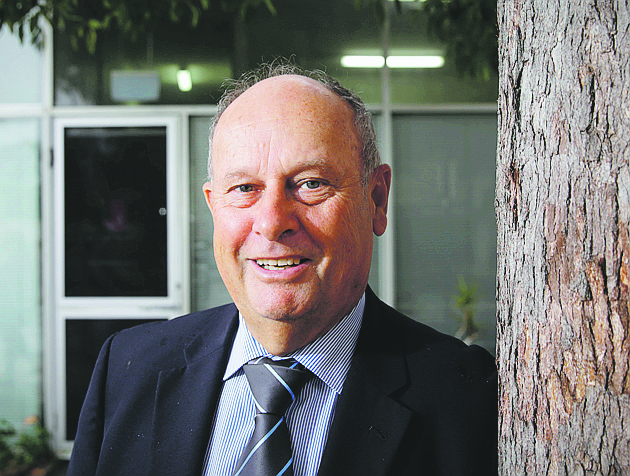 Chief Executive Officer Jeff Claughton Fresh Start Recovery. Picture: Andrew Ritchie.