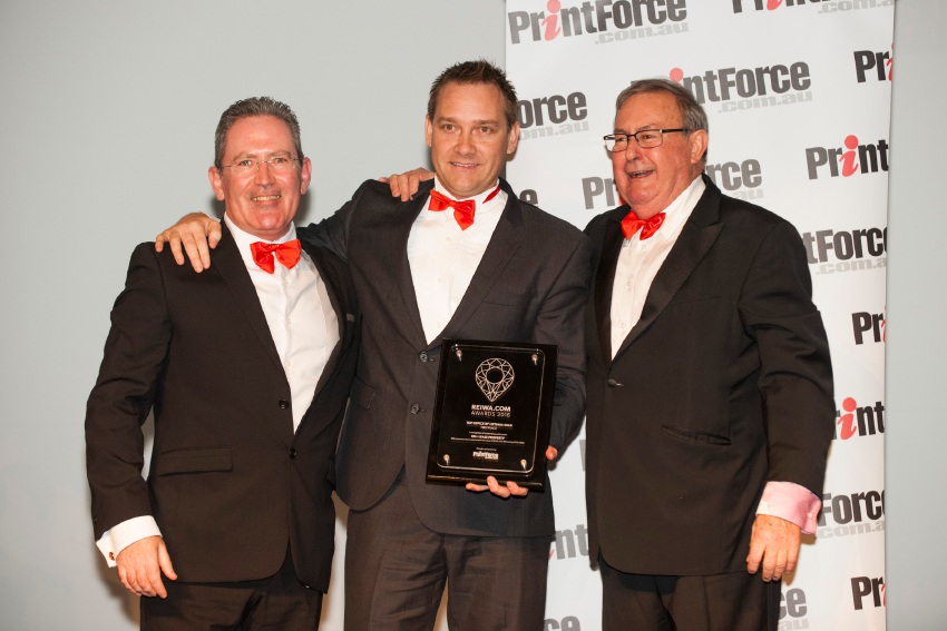 Local agents rack up wins at REIWA awards