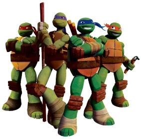 Teenage Mutant Ninja Turtles appearing live at Karrinyup Shopping Centre