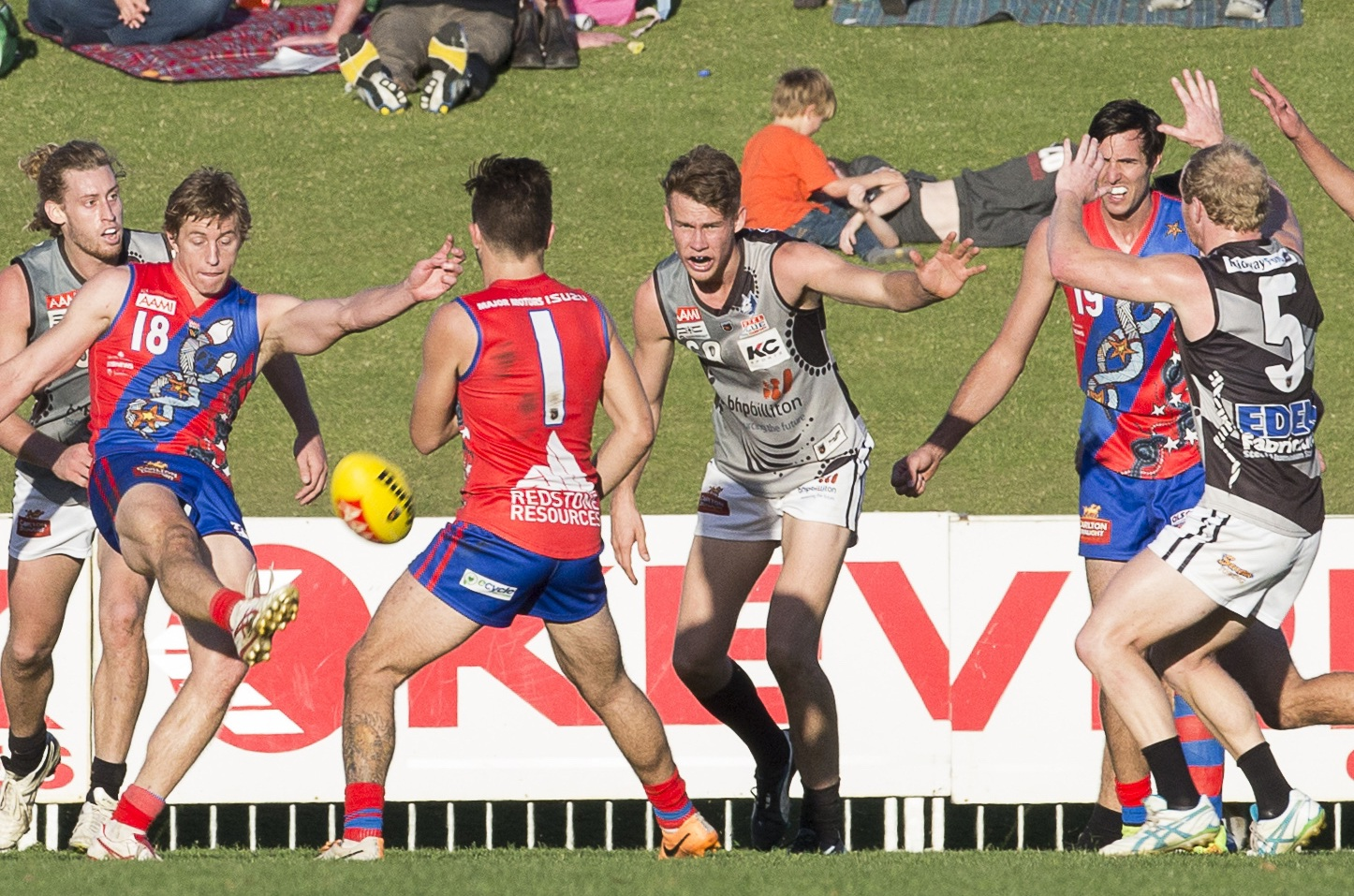 WAFL grounds hoping to host 'champion dads' tomorrow