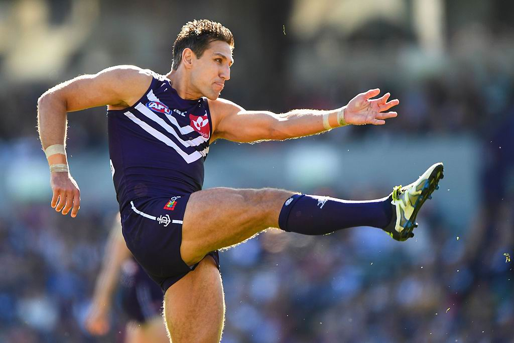 Matthew Pavlich. Picture: Daniel Carson/Getty Images
