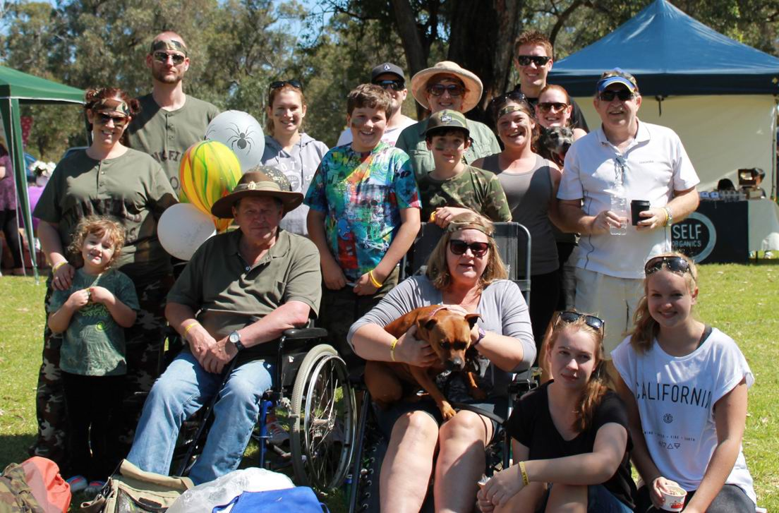 Wellard resident to take part in Parkinson's WA's A Walk in the Park to honour her late father