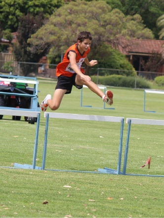 Armadale's Spartans Little Athletics Club hopes for boost in numbers from Olympics