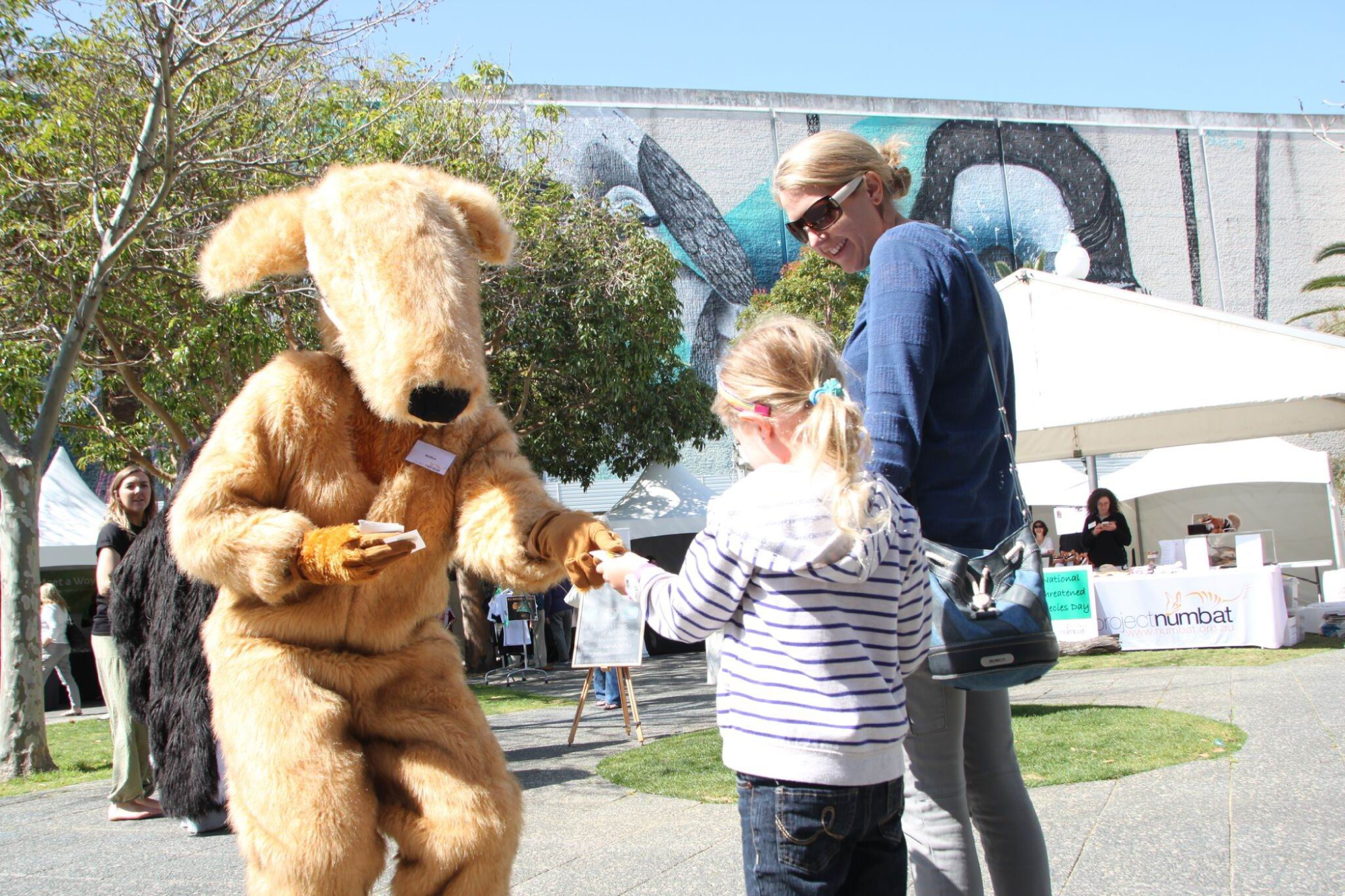 National Threatened Species Day is on again in Fremantle.