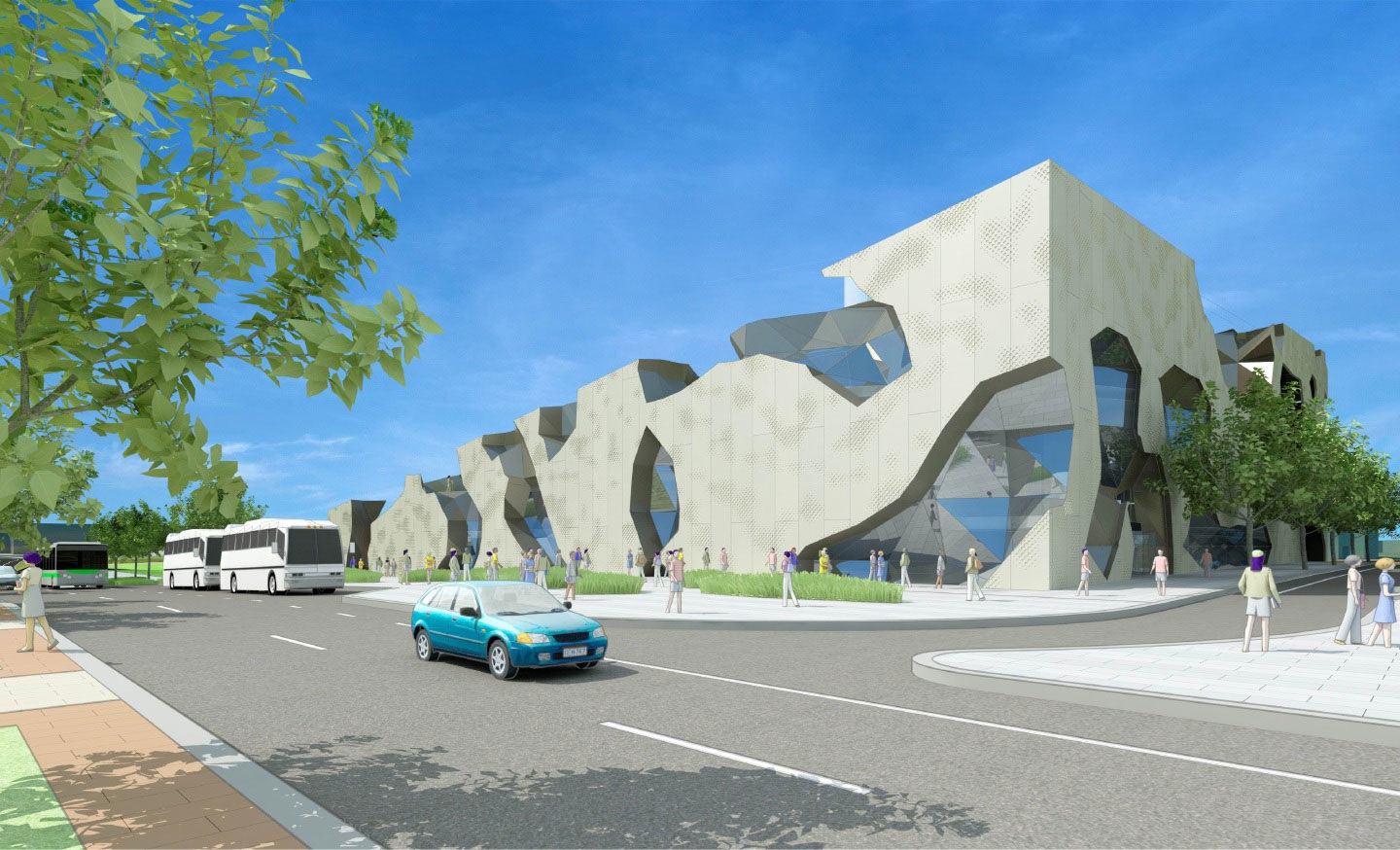 Huge debt to build the Joondalup Arts centre.