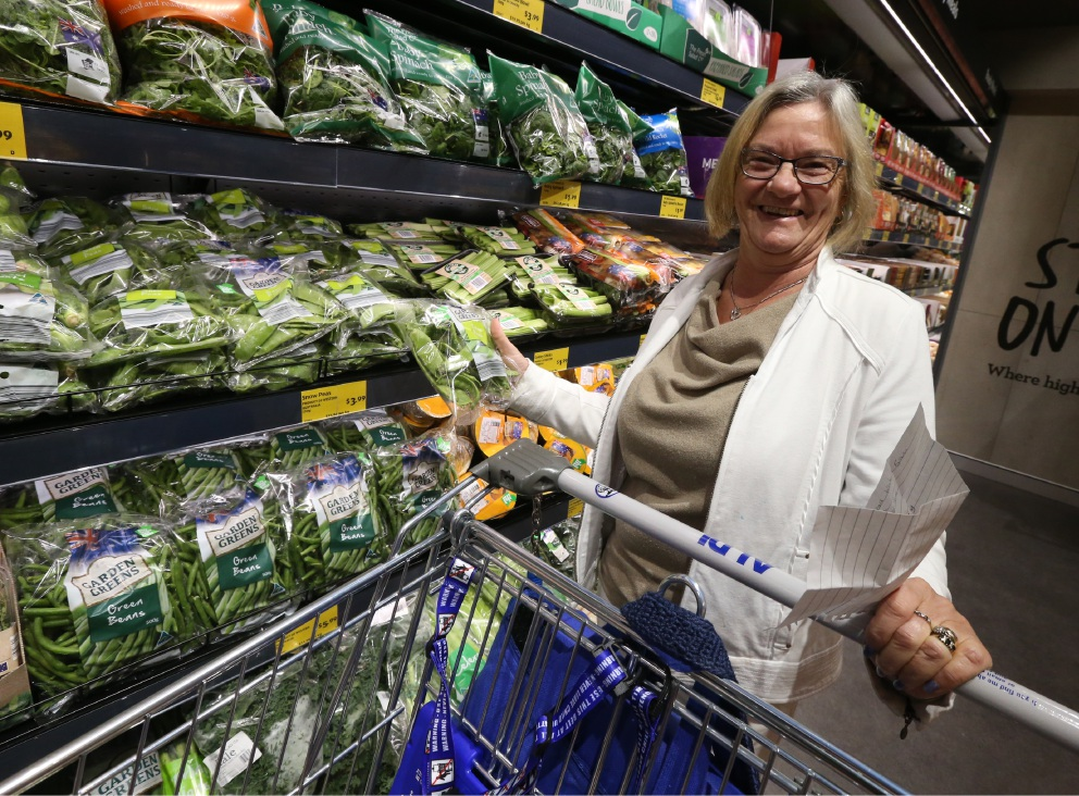 Aldi opens doors to South Lake store