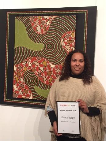 Mandurah: artist wins $10,000 Binjareb Art Award
