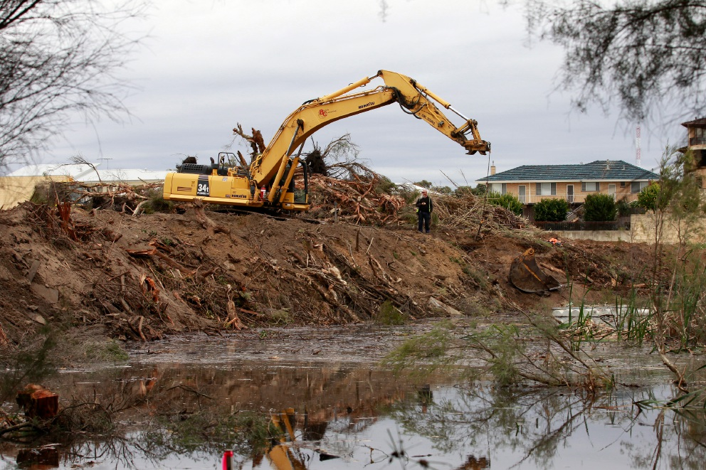 Emergency meeting planned after bulldozers take to wetlands near Eric Singleton Bird Sanctuary