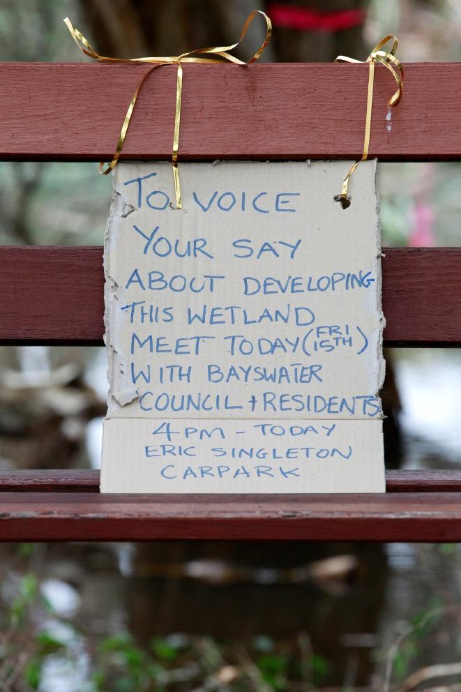 Emergency meeting planned after bulldozers take to wetlands near Eric Singleton Bird Sanctuary