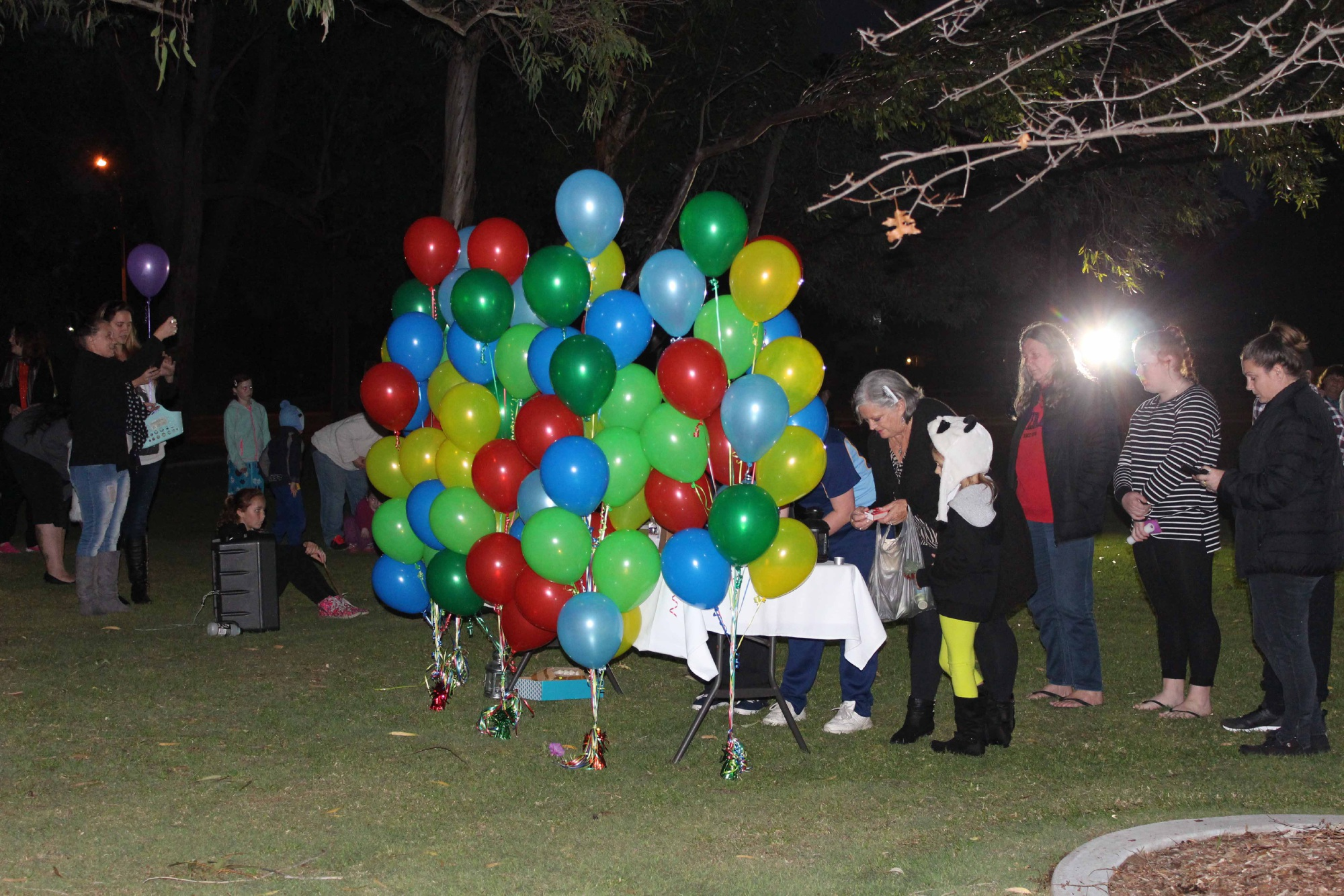 Aaron Pajich murder: hundreds gather at Kwinana candlelight vigil in memory of teen