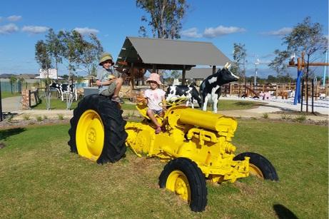 Adventurescape Playground finalist in Australia's Best Playground