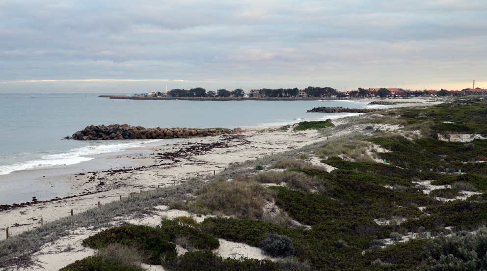 City of Joondalup plans for potential coastal change