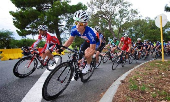 Get set for some fierce cycling action at the UCI Grand Fondo World Championships this weekend.
