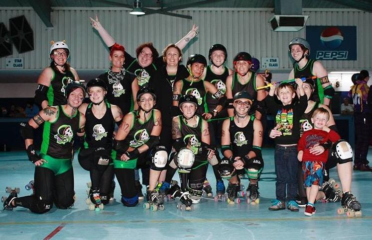 Perth Roller Derby grand final ready for bloody mayhem