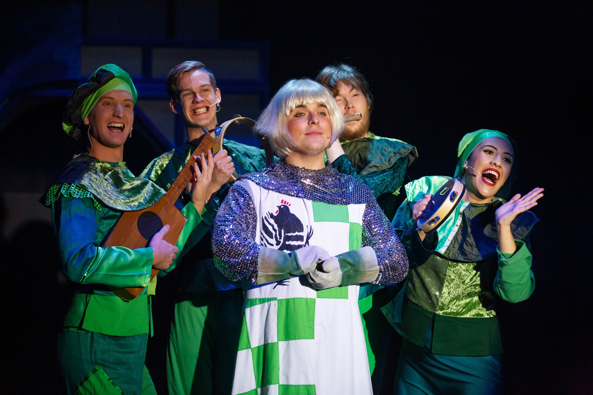 Spamalot in Kwinana: Spam spam spam spam and spam