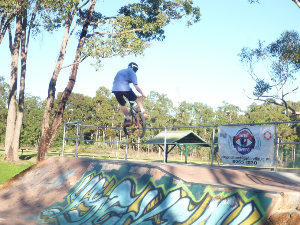 WHEELY good movers are encouraged to share their skills at a free skate park jam on Monday. Music, freebies and a sausage sizzle will be provided at the skate session for youth at Darlington Skate Park from 3.15pm to 4.45pm. The event has been organised by the Shire of Mundaring Youth Service Seen and Heard.