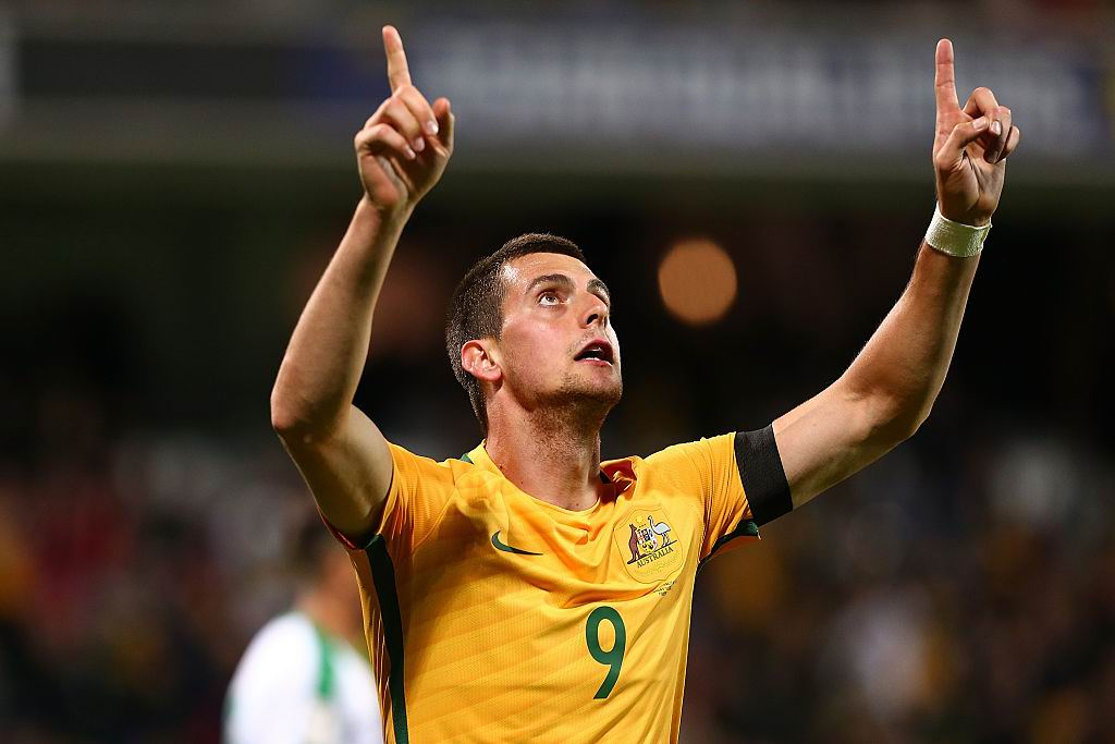 Tomi Juric. Picture: Paul Kane/Getty Images