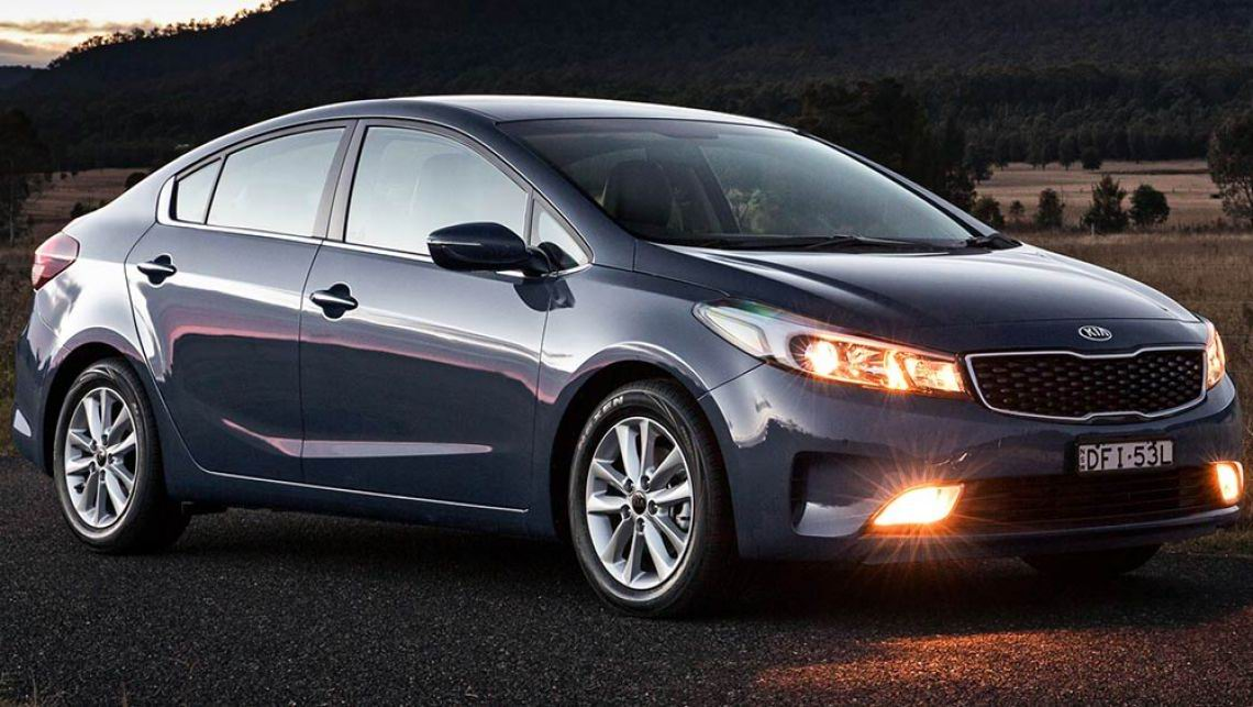 Kia Cerato: say 'si' to extra features