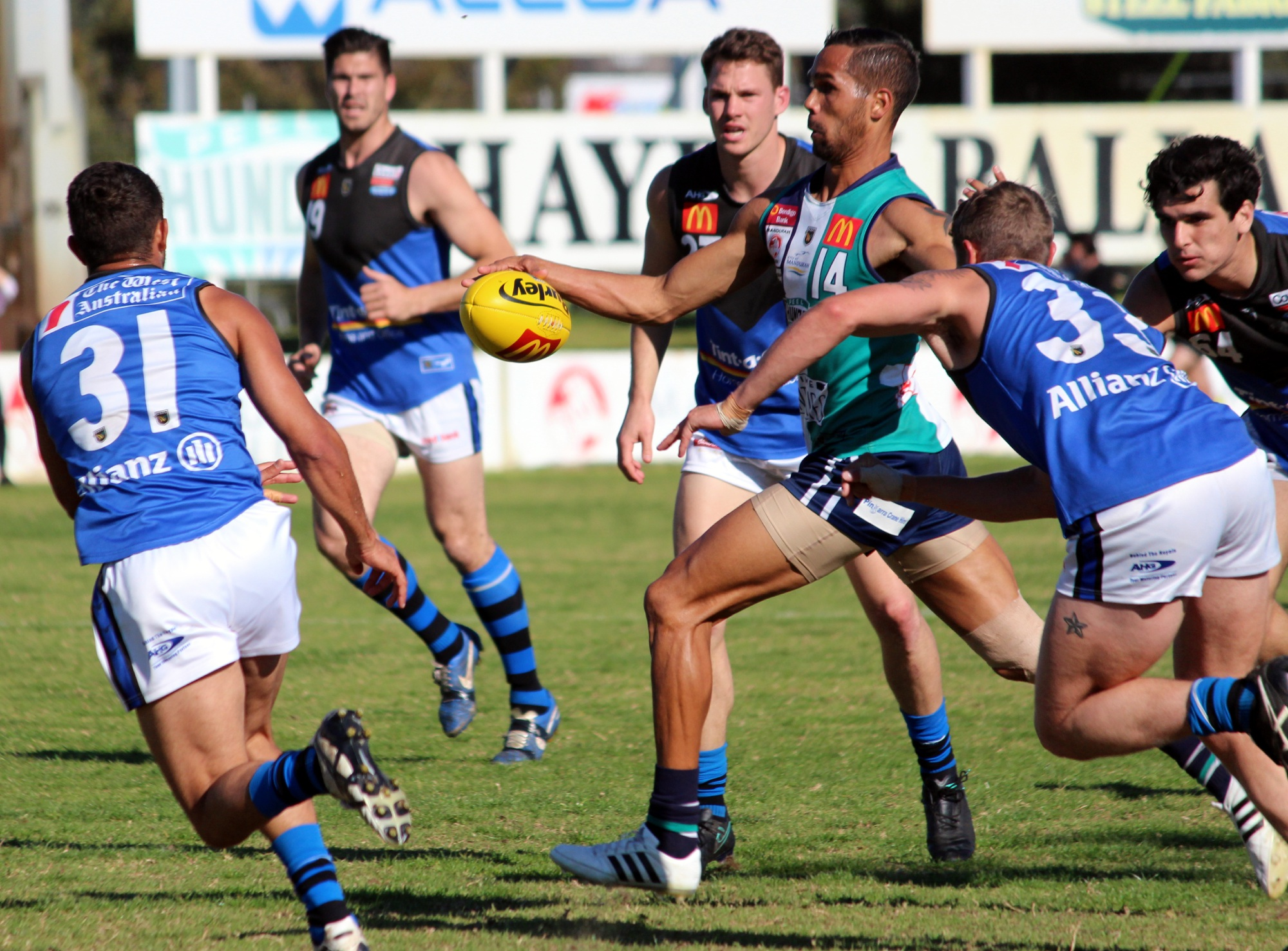 WAFL: Peel in thundering form to end East Perth's season