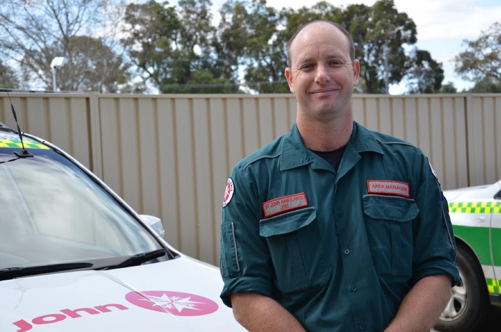 Bravery award: Joel's cool head prevailed in heat of Northcliffe bushfire rescue