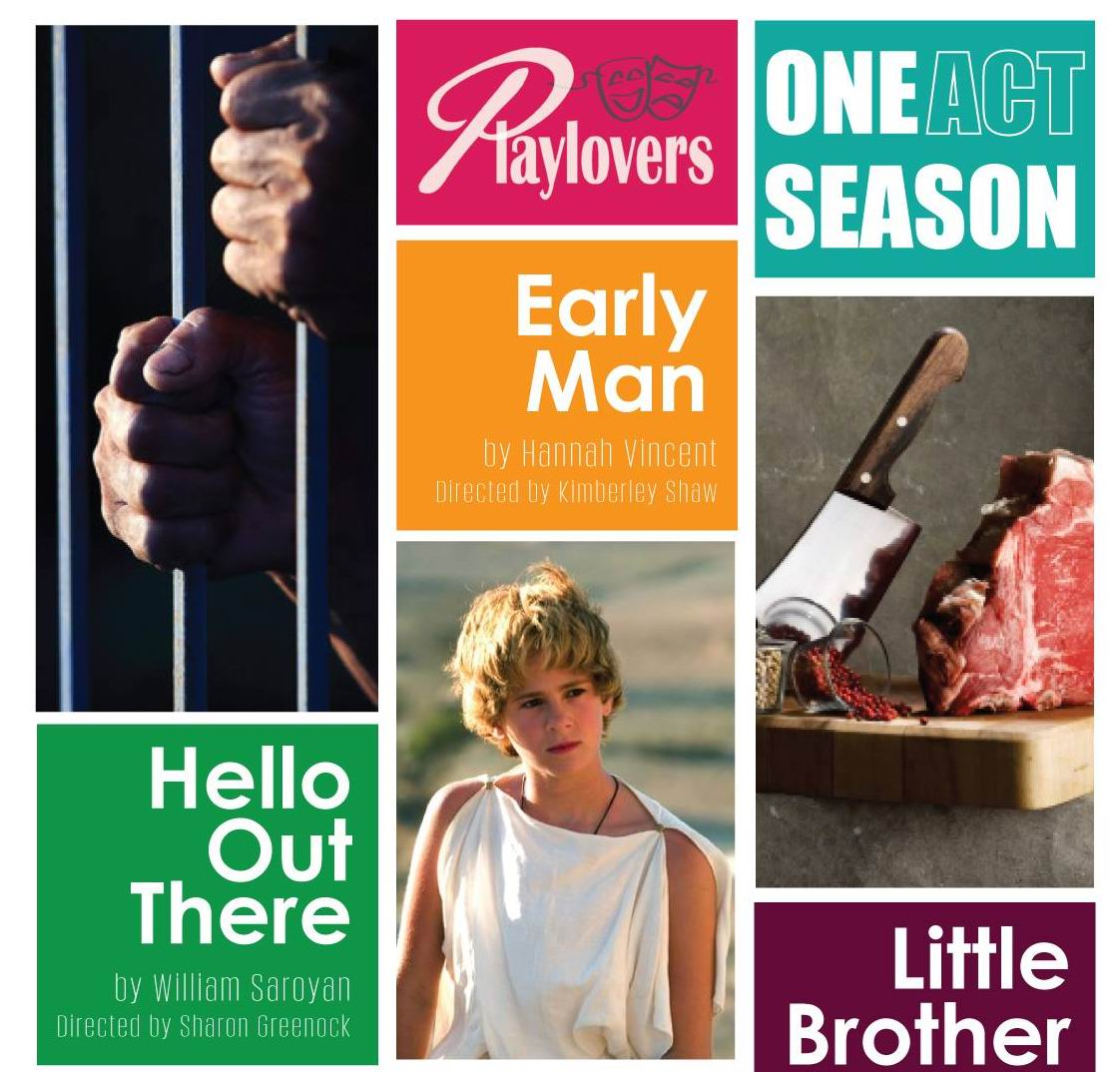 Playlovers all set for One Act Season at Subiaco Arts Centre