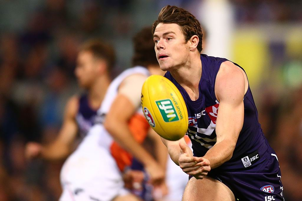 Lachie Neale. Picture: Paul Kane/Getty Images