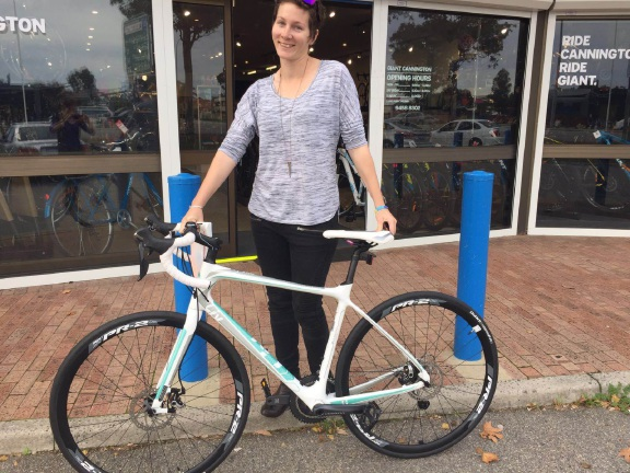 Hillman resident and cancer curvivor tackling the Ride to Conquer Cancer