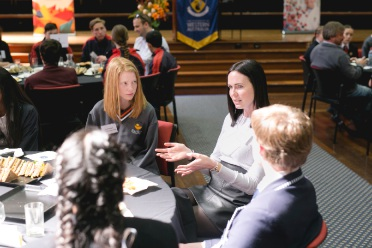 Baldivis Secondary College students attend Science Week event at UWA