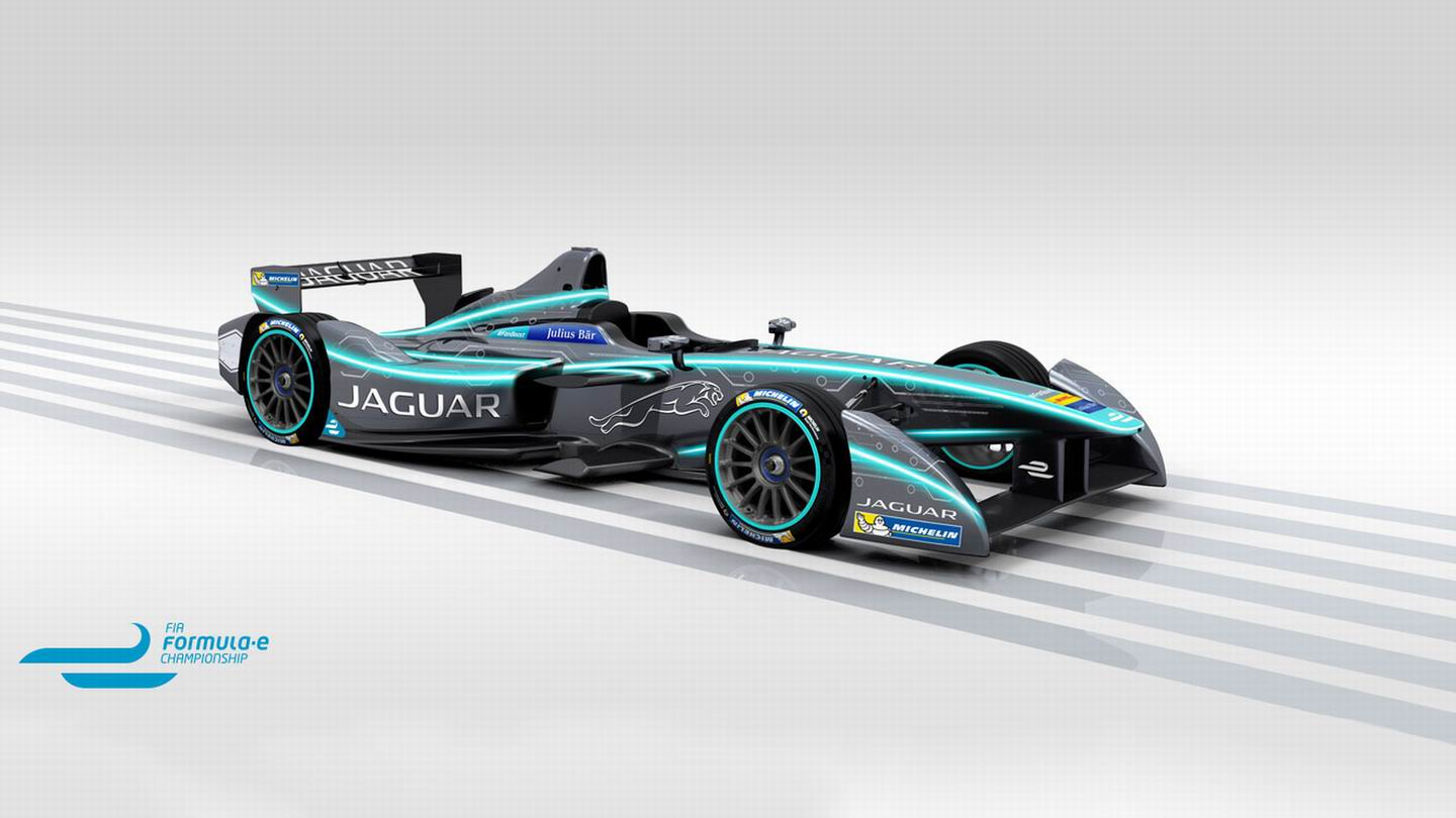 Jaguar back on track
