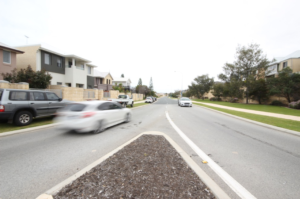 Anchorage Drive will get on-road cycle lanes.