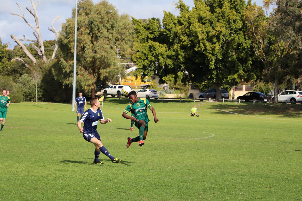Soccer: UWA thumped 6-0 by league leaders Joondalup City