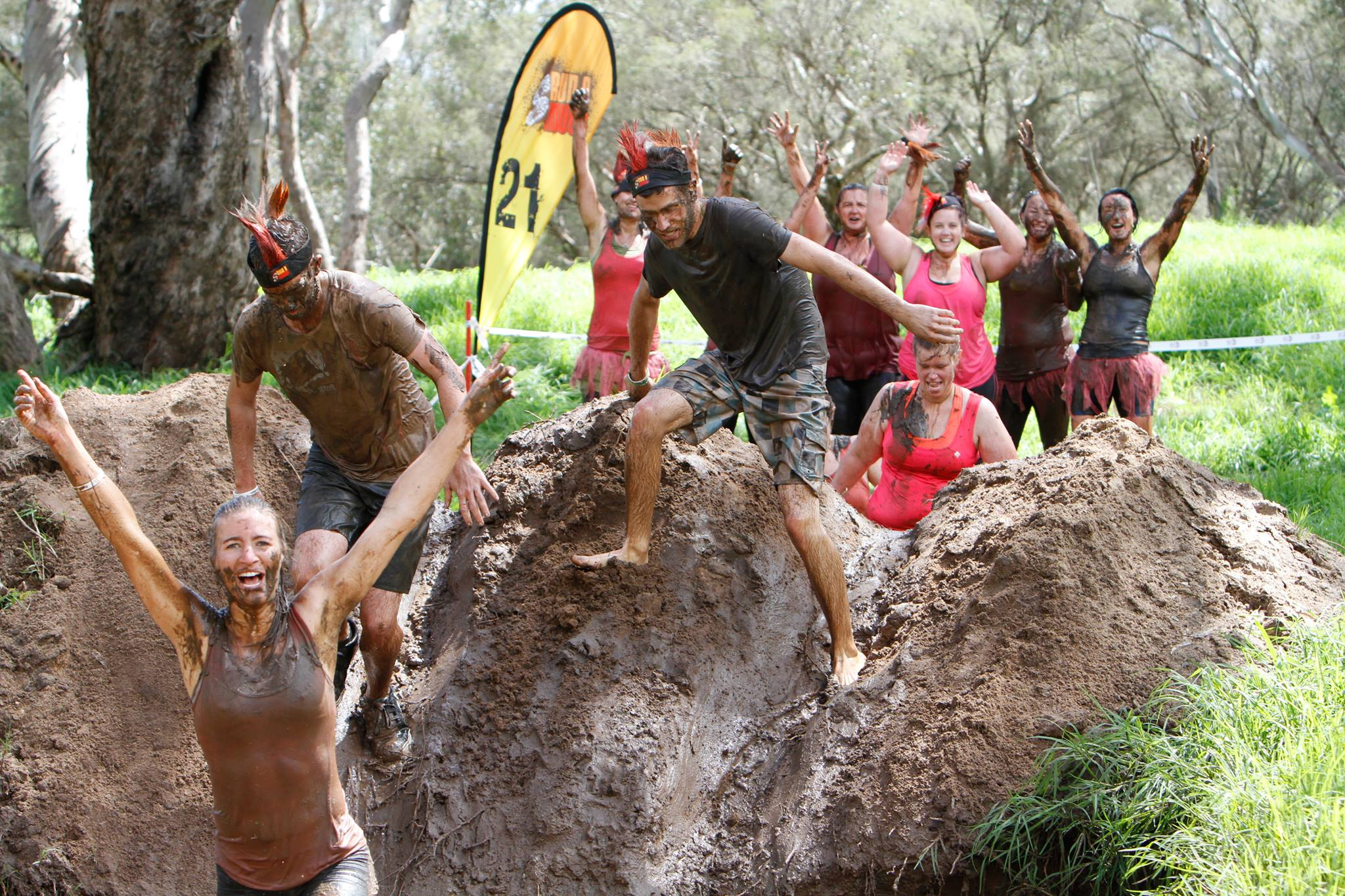Mudfest to hit Swan Valley on Sunday