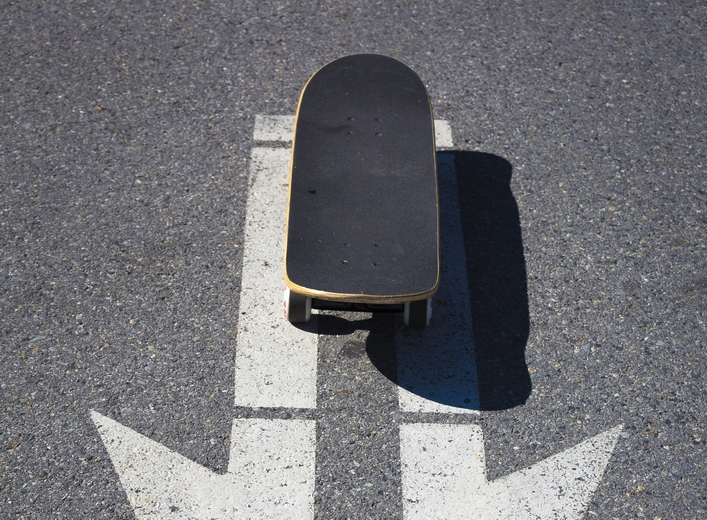 Police are investigating a skateboarding death. Picture: file image