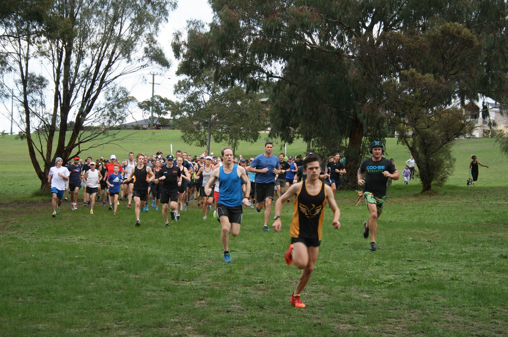 Carine Glades Parkrun set for Saturday morning at 8am